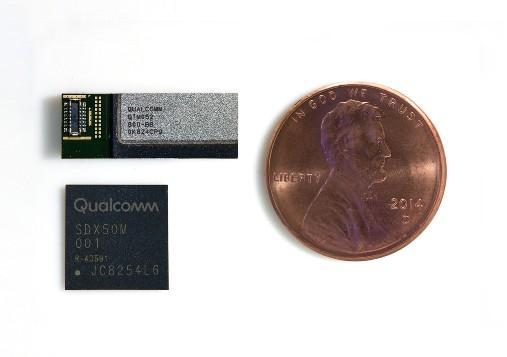 Qualcomm QTM052天线模组及Qualcomm骁龙X50 5G调制解调器1.jpg