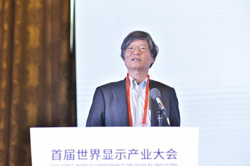 张震:TFT背板技术助力Micro-LED降本增效