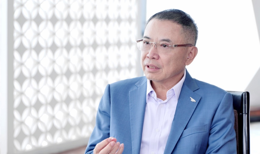 李东生:中国企业将把工厂开到全世界
