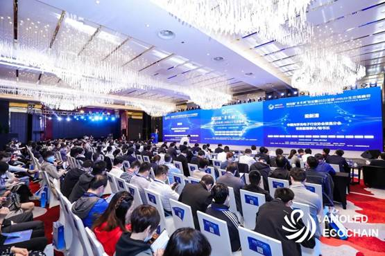 """第四屆""""金水湖""""論壇暨2020全球AMOLED生態鏈峰會落幕"""