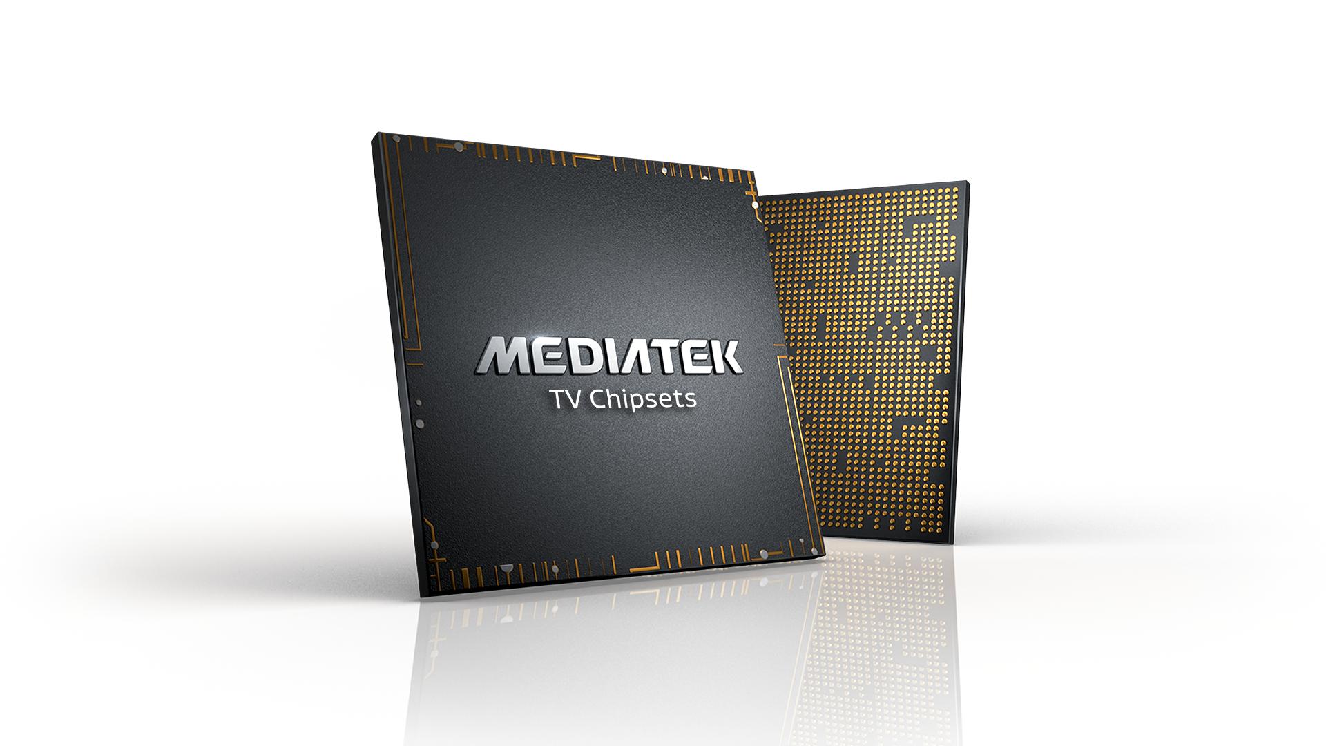 MediaTek发布全新4K智能电视芯片终端产品将于2021年第二季度上市