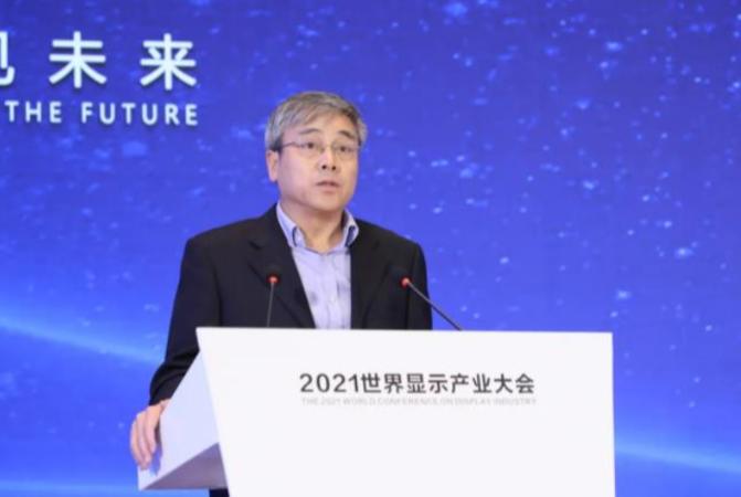 合肥市委常委、常务副市长王文松:聚焦新型显示产业能级提升,着力营造产业生态