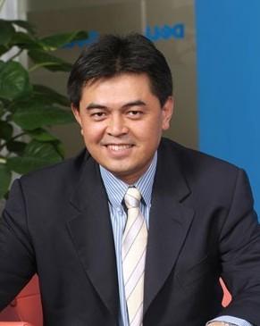 戴尔大中华区总裁 杨超
