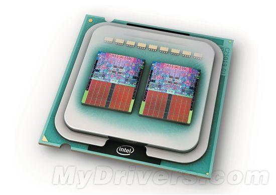 Core 2 Quad处理器:2.4GHz,65纳米