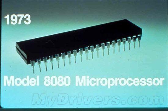 8080处理器:2MHz,6微米