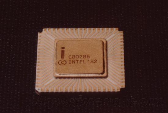 80286处理器:12/10/6MHz,1.5微米