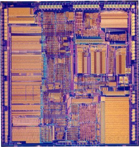 386 DX内核