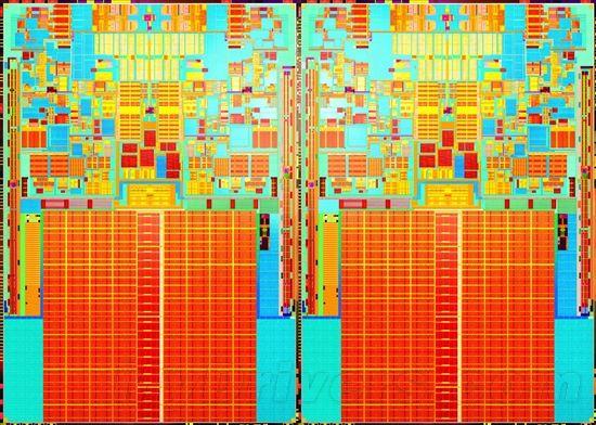 Core 2 Quad内核