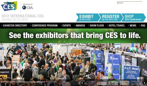 CES 2012盛况空前,但它已经不再是巨头们展示最新产品的最佳舞台