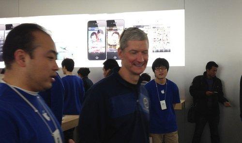 """库克中国行:苹果进入""""库克时代"""""""