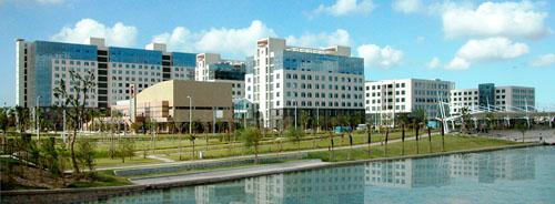 上海张江高科技园区-国家863信息安全产业化(东部)基地