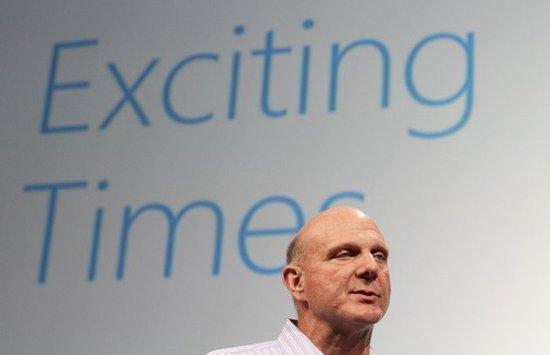 Windows 8或决定鲍尔默命运:不成功,便成仁