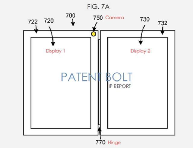 谷歌新专利曝光