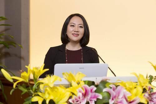 华为CFO孟晚舟:2013年销售收入同比增长约8%%