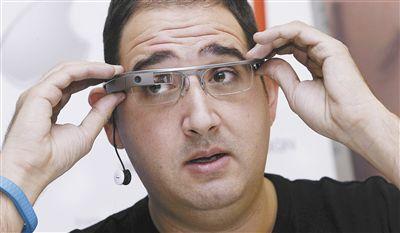 谷歌眼镜入华被指功能缩水