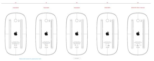 苹果将推新版Magic Mouse鼠标和无线键盘
