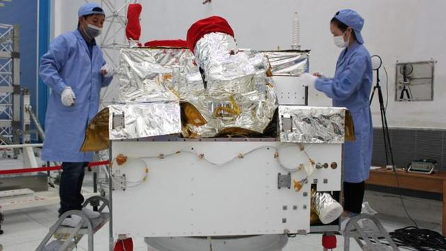 """""""墨子号""""正进行卫星平台测试工作 多个国家请求开展国际合作"""