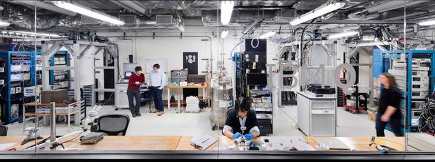 IBM量子计算实验室