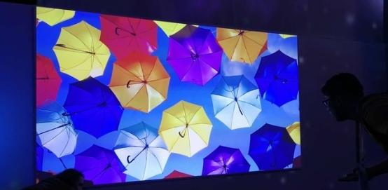 海信电视世界杯系列产品亮相CES2018